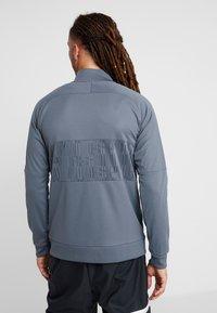 Nike Performance - TOTTENHAM HOTSPURS - Chaqueta de entrenamiento - flint grey/blue fury - 2