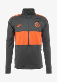 Nike Performance - CHELSEA FC DRY  - Klubbkläder - anthracite/rush orange - 5