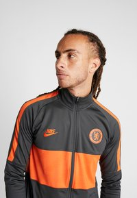 Nike Performance - CHELSEA FC DRY  - Klubbkläder - anthracite/rush orange - 3