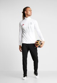 Nike Performance - PARIS ST GERMAIN DRY  - Klubbkläder - white/pure platinum/university red - 1
