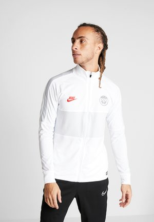 PARIS ST GERMAIN DRY  - Club wear - white/pure platinum/university red