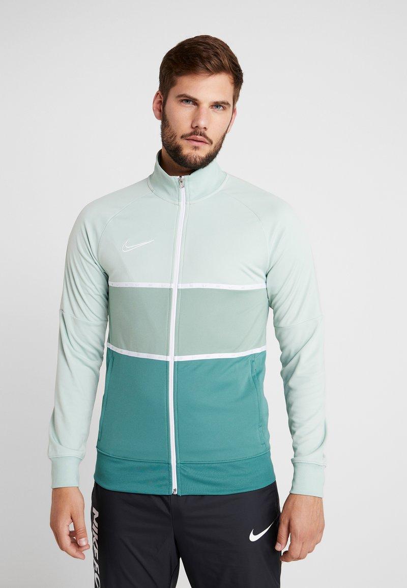 Nike Performance - DRY - Veste de survêtement - pistachio frost/silver pine/white