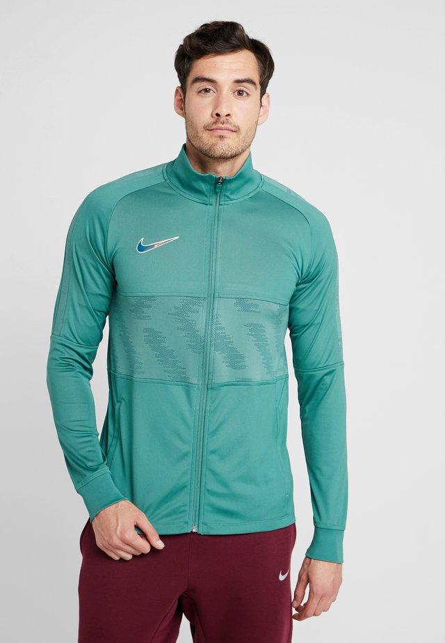 DRY STRKE TRK  - Training jacket - bicoastal/faded spruce/iridescent