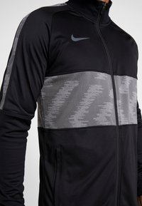 Nike Performance - DRY - Verryttelytakki - black/wolf grey/anthracite
