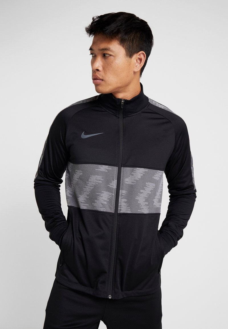 Nike Performance - DRY - Träningsjacka - black/wolf grey/anthracite