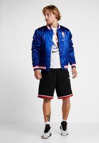 Nike Performance - NBA COURTSIDE JACKET - Training jacket - rush blue/wolf grey/white - 1