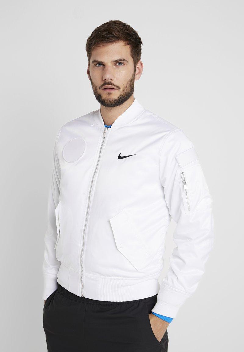 Nike Performance - SLAM - Chaqueta de entrenamiento - white