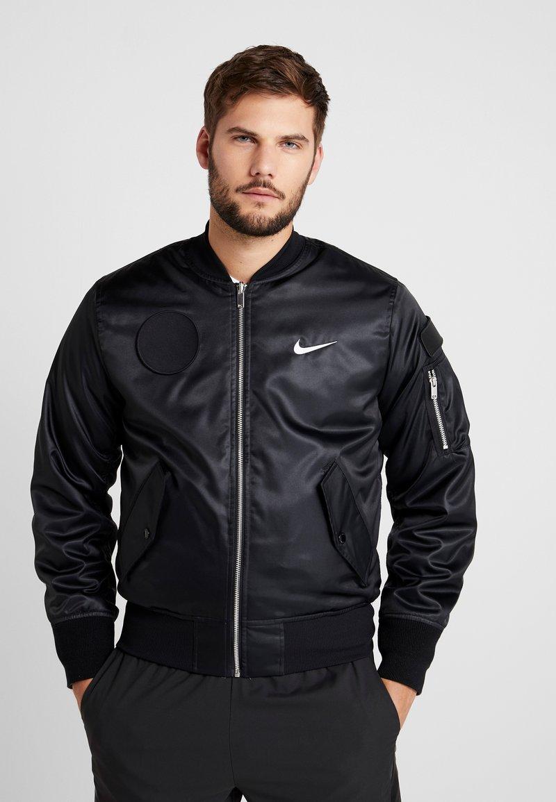 Nike Performance - SLAM - Trainingsjacke - black/white