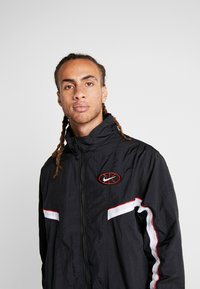Nike Performance - THROWBACK  - Trainingsvest - black/white - 3