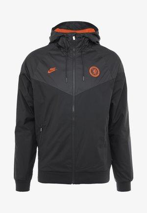 CHELSEA LONDON - Trainingsvest - black/anthracite/black/rush orange