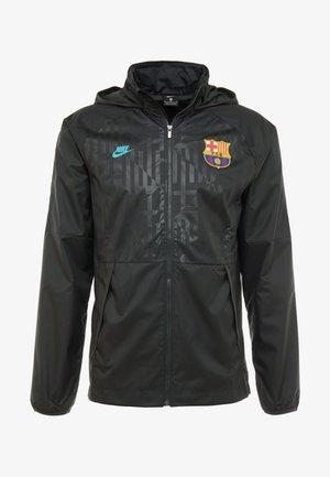 FC BARCELONA - Training jacket - dark smoke grey/cabana
