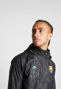 Nike Performance - FC BARCELONA - Trainingsvest - dark smoke grey/cabana - 4