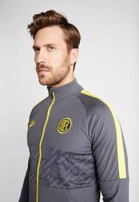 Nike Performance - INTER MAILAND  - Trainingsvest - dark grey/tour yellow - 3