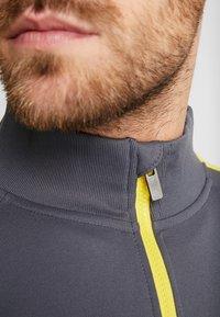 Nike Performance - INTER MAILAND  - Trainingsvest - dark grey/tour yellow - 4