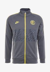 Nike Performance - INTER MAILAND  - Trainingsvest - dark grey/tour yellow - 5