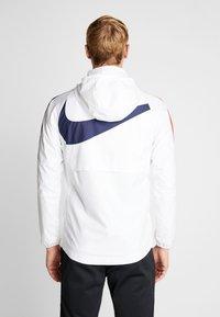 Nike Performance - PARIS ST. GERMAIN  - Veste de survêtement - white/midnight navy/university red - 2