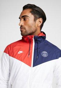 Nike Performance - PARIS ST GERMAIN - Klubové oblečení - white/midnight navy/university red - 6