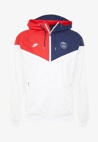 Nike Performance - PARIS ST GERMAIN - Klubové oblečení - white/midnight navy/university red - 5