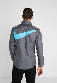 Nike Performance - TOTTENHAM HOTSPURS - Träningsjacka - flint grey/blue fury - 3