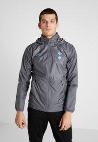 Nike Performance - TOTTENHAM HOTSPURS - Träningsjacka - flint grey/blue fury - 0