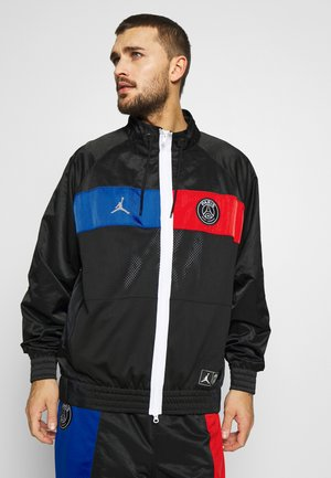 PSG AIR JORDAN SUIT - Klubbkläder - black/red/blue