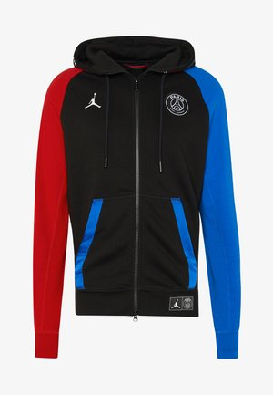 PSG - Pelipaita - black/red/blue