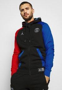 Nike Performance - PSG - Article de supporter - black/red/blue - 0
