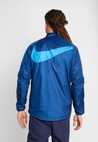 Nike Performance - Sportovní bunda - coastal blue/light photo blue/silver - 2