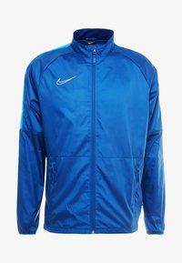 Nike Performance - Sportovní bunda - coastal blue/light photo blue/silver - 4