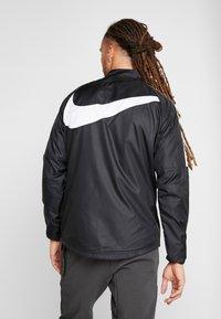 Nike Performance - Treningsjakke - black/white - 2