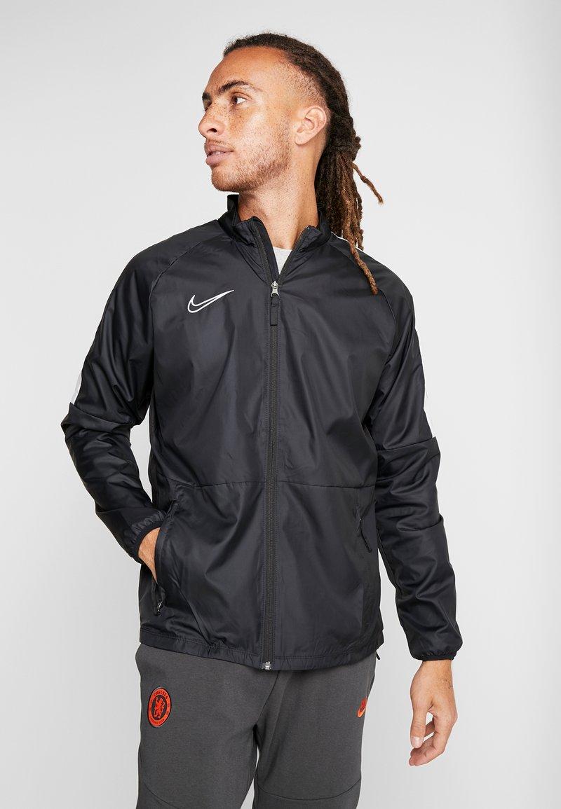 Nike Performance - Verryttelytakki - black/white