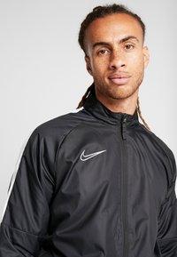 Nike Performance - Verryttelytakki - black/white - 5