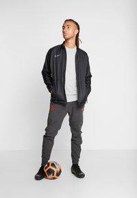Nike Performance - Treningsjakke - black/white - 1
