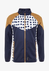 Nike Performance - WINDRUNNER ARTIST - Sports jacket - obsidian/beechtree/reflective silver - 7
