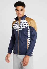 Nike Performance - WINDRUNNER ARTIST - Sports jacket - obsidian/beechtree/reflective silver - 0