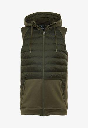 THERMA VEST WINTERIZED - Waistcoat - khaki/sequoia/black