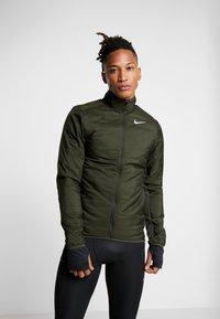 Nike Performance - AROLYR - Training jacket - sequoia/grey fog/silver - 0