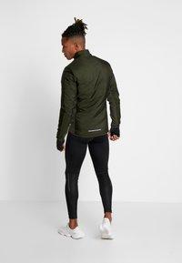 Nike Performance - AROLYR - Training jacket - sequoia/grey fog/silver - 2