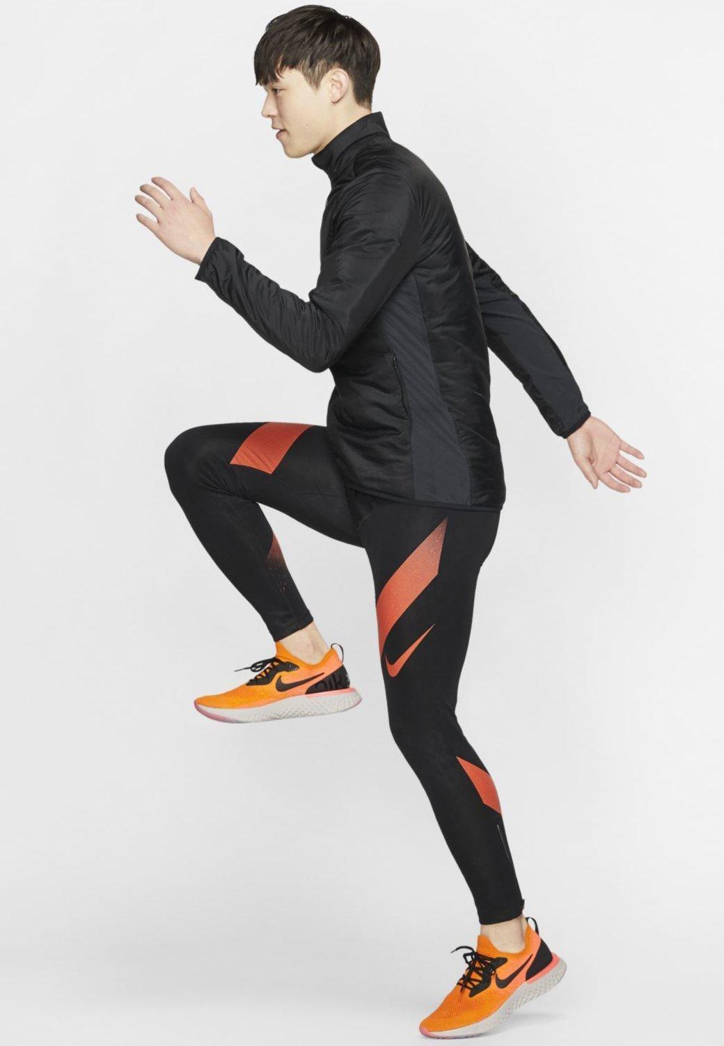 Nike Performance AROLYR - Kurtka sportowa - black/grey