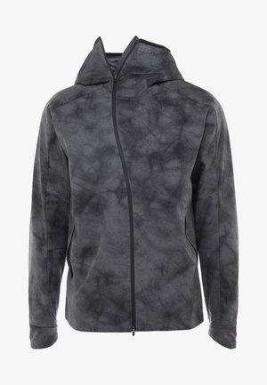 SHIELD FLASH - Løperjakke - dark grey/reflect black