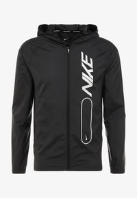 Nike Performance - FLASH AIR - Veste de running - black/reflective silver - 5