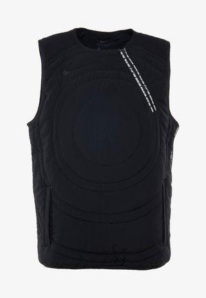 NIKE FC PAD VEST - Vest - black/white/black