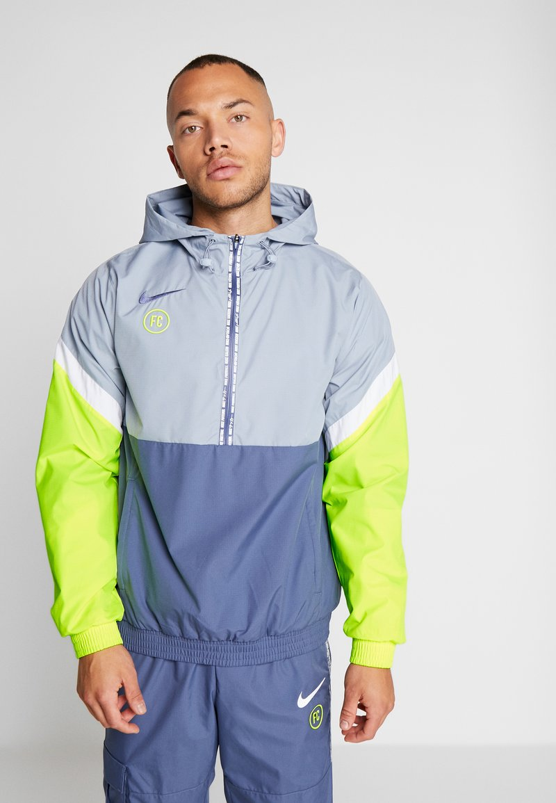 Nike Performance - Veste coupe-vent - obsidian mist/diffused blue