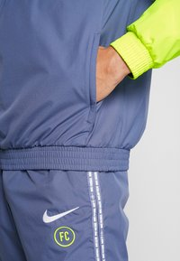 Nike Performance - Veste coupe-vent - obsidian mist/diffused blue - 4