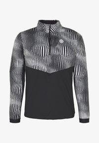 Nike Performance - ELEMENT WARM - Chaqueta de deporte - black/reflective silver - 3