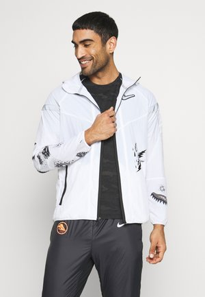 WILD  - Sports jacket - white/reflective silver