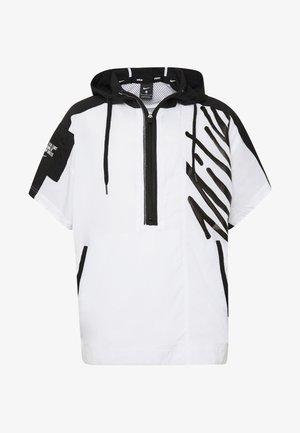 Sportovní bunda - white/black