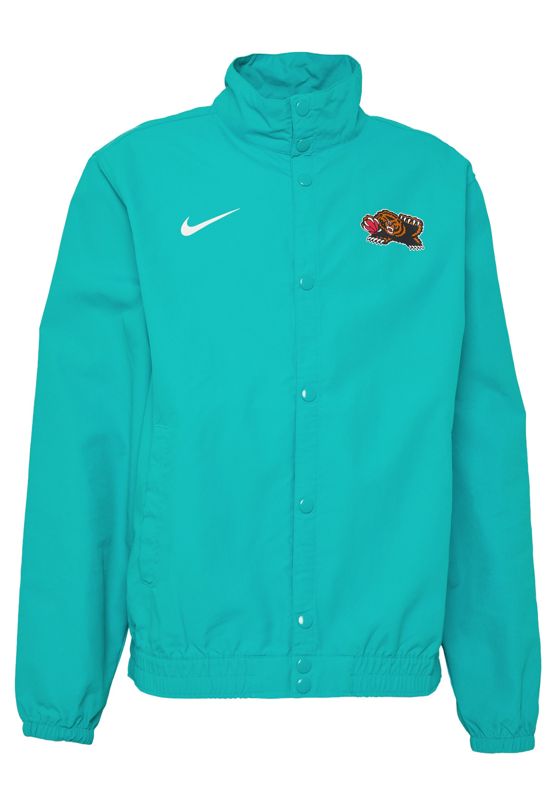 Nike Performance Nba Memphis Grizzlies City Edition Jacket - Article De Supporter Turbo Green/white