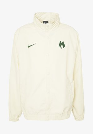 NBA MILWAUKEE BUCKS CITY EDITION JACKET - Verryttelytakki - flat opal/fir