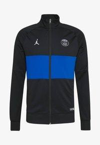 Nike Performance - PARIS ST GERMAIN DRY - Klubbkläder - black/hyper cobalt/white - 4